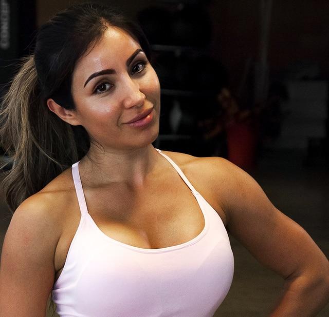 Paulina Pinto - Personlig Tränare